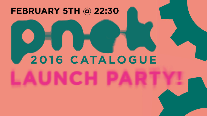 Launch Party for the PNEK 2016 Catalogue