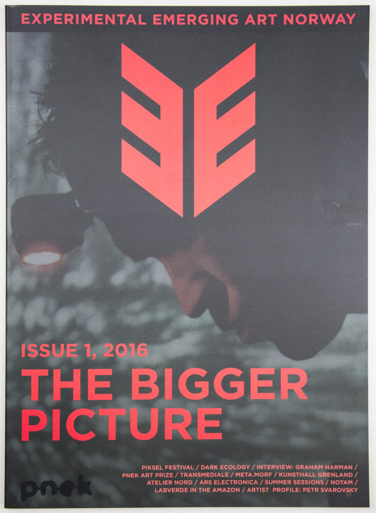 EE # 1 : The Bigger Picture