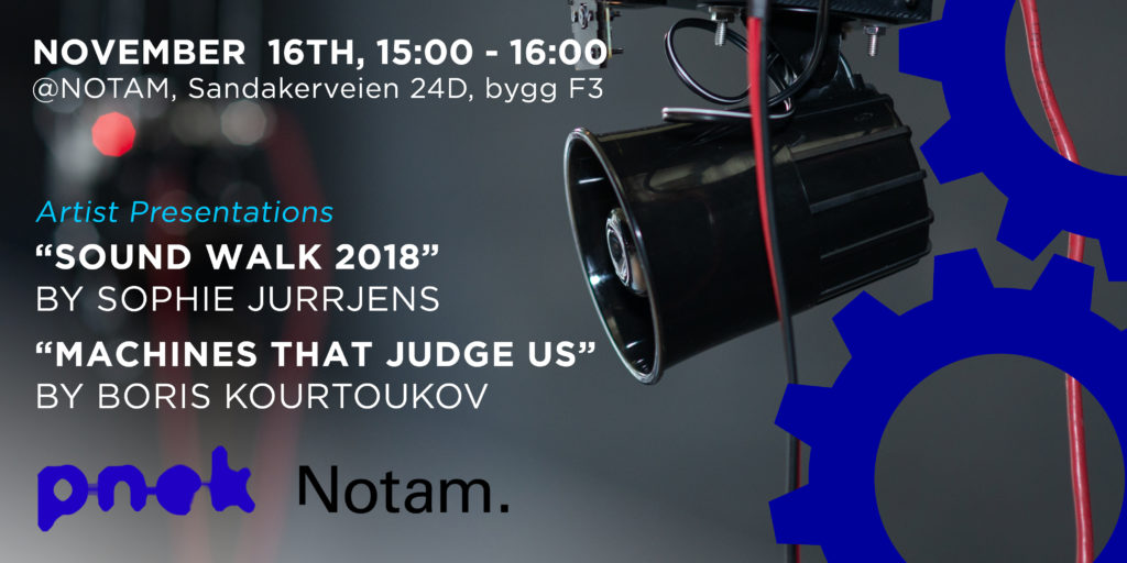 Summer Sessions presentations at Notam