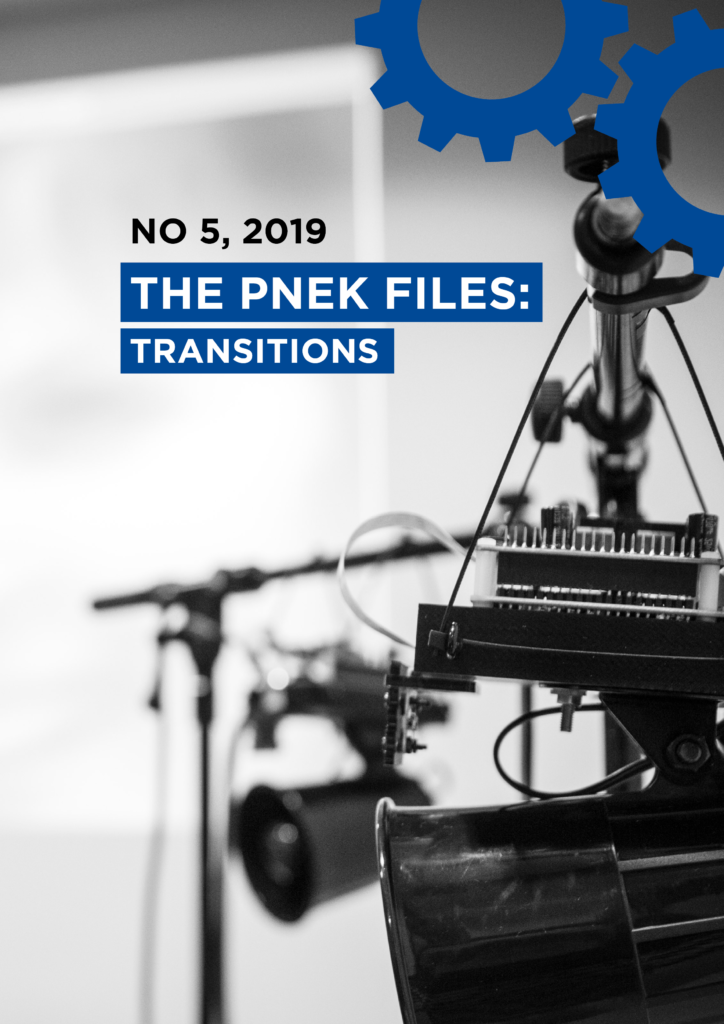 PNEK FILEs #5: Transitions
